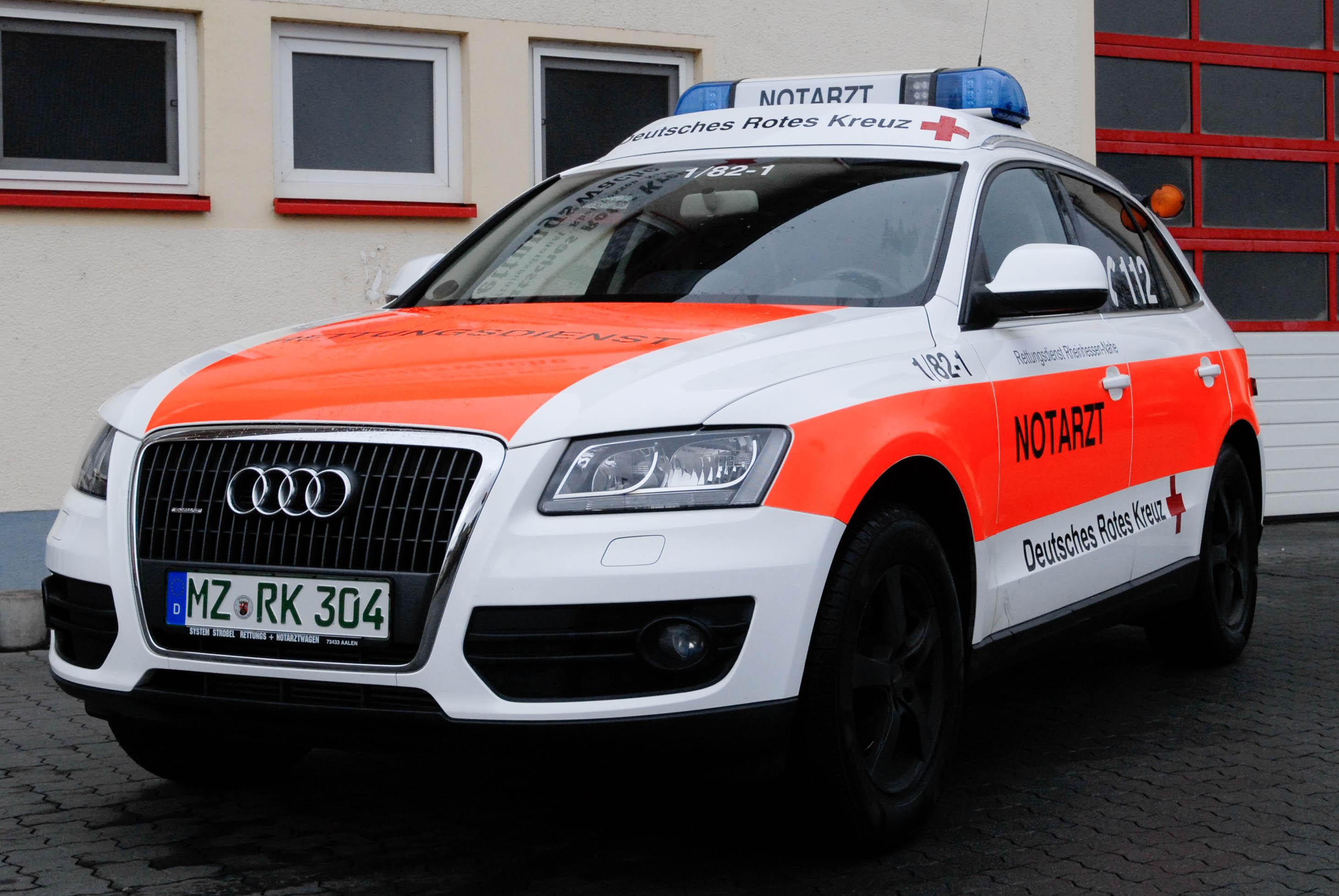 Notarzteinsatzfahrzeug - DRK-Rettungsdienst Rheinhessen-Nahe | {Rettungssanitäter drk 78}
